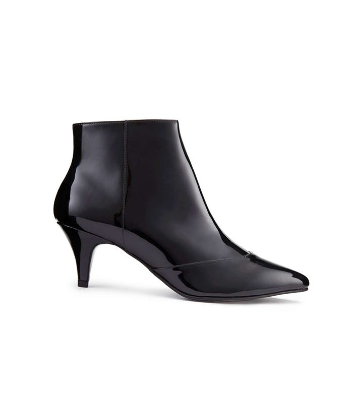 2ed22268f51 Why Patent Leather Boots Are the It Winter Boot for 2018 | Who What Wear