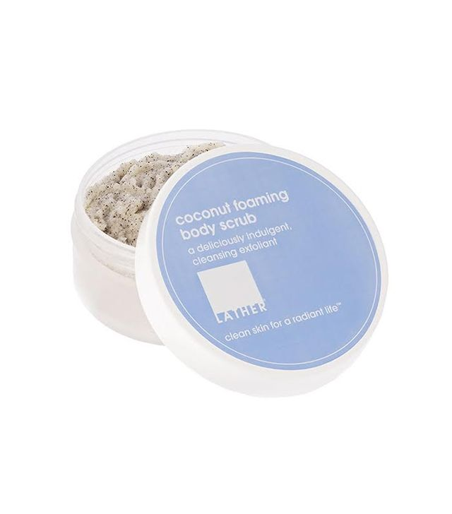 Lather Coconut Foaming Body Scrub