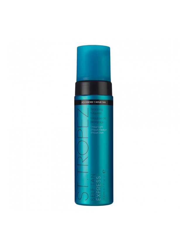 St Tropez Self Tan Express Bronzing Mousse