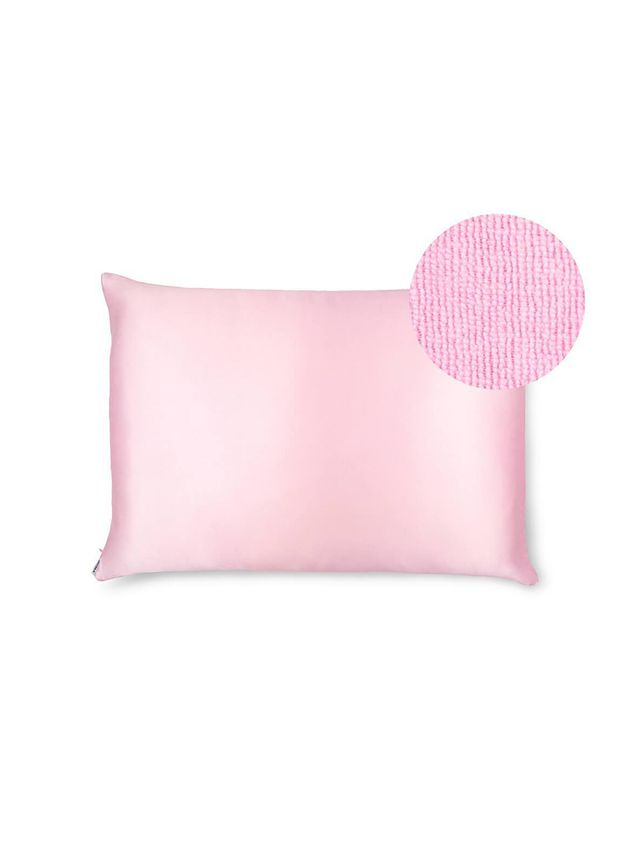 Shhh Silk Microfibre Towel Silk Pillowcase