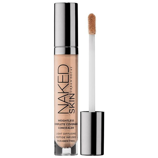 Naked Skin Weightless Complete Coverage Concealer Extra Deep Neutral 0.16 oz/ 5 mL