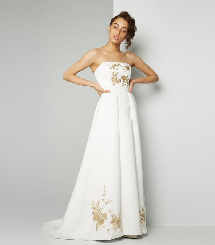 94267bae4a26 Shop · Stone Fox Bride The Rita Dress ($4300) · Pinterest
