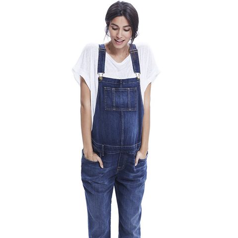 The Easy Denim Overall