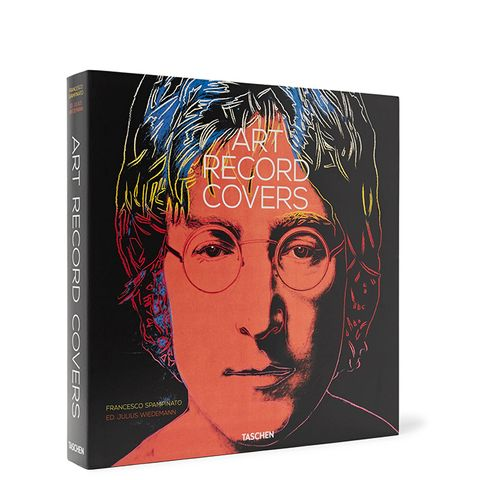 Art Record Covers Hardcover Book