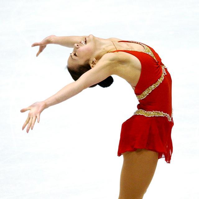 Michelle Kwan on the Olympics