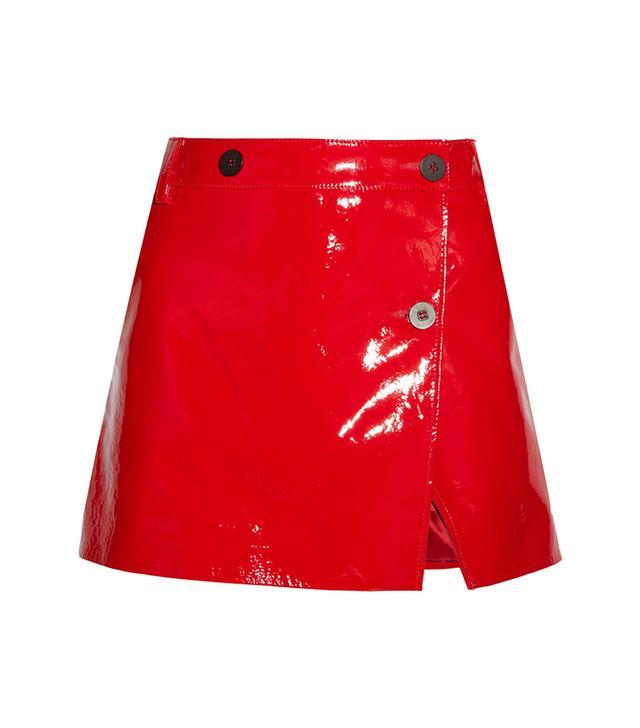 best patent miniskirt