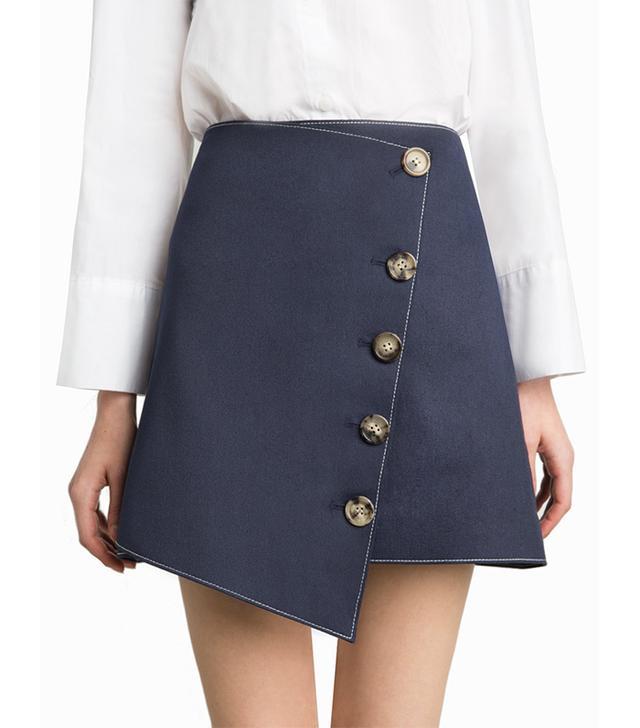 best ruffled skirt