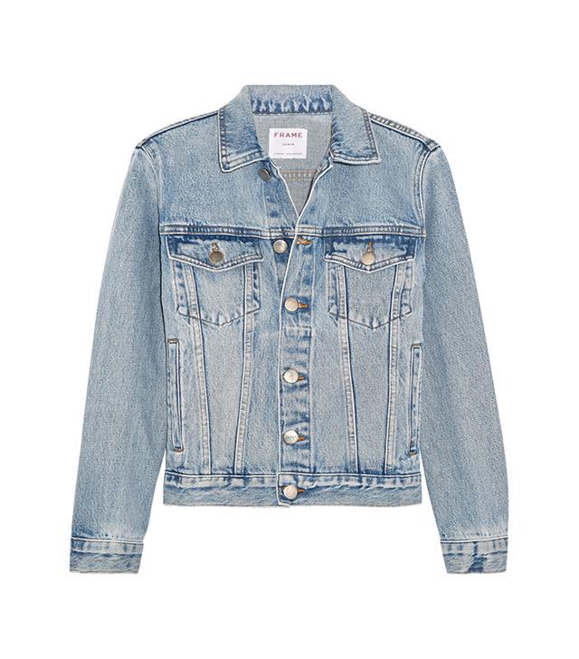 Rigid Re-release Denim Jacket