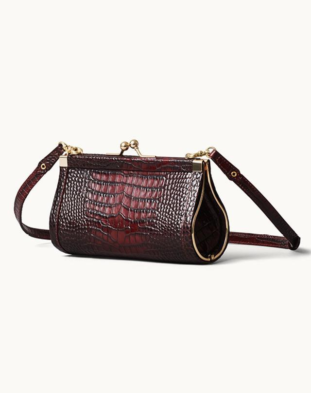 ERDEM x H&M Penny Leather Shoulder Bag