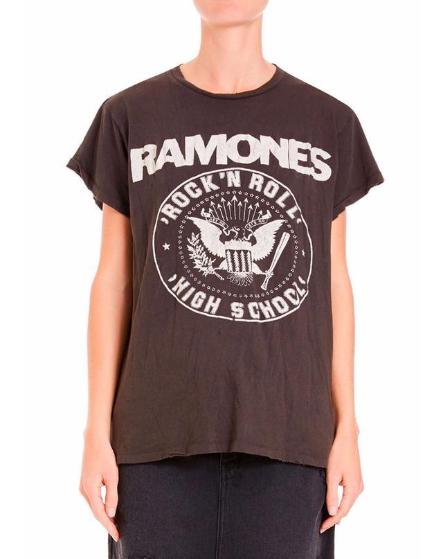 Madeworn Ramones Rock N Roll Tee