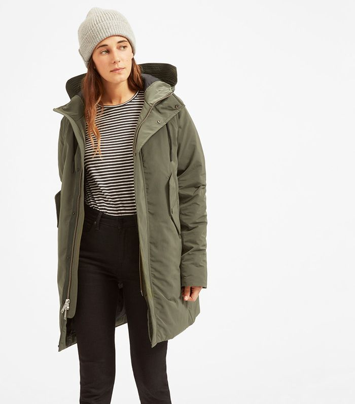 The Best Puffer Jacket For Winter Who What Wear