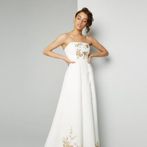 Queen of the Night Dress