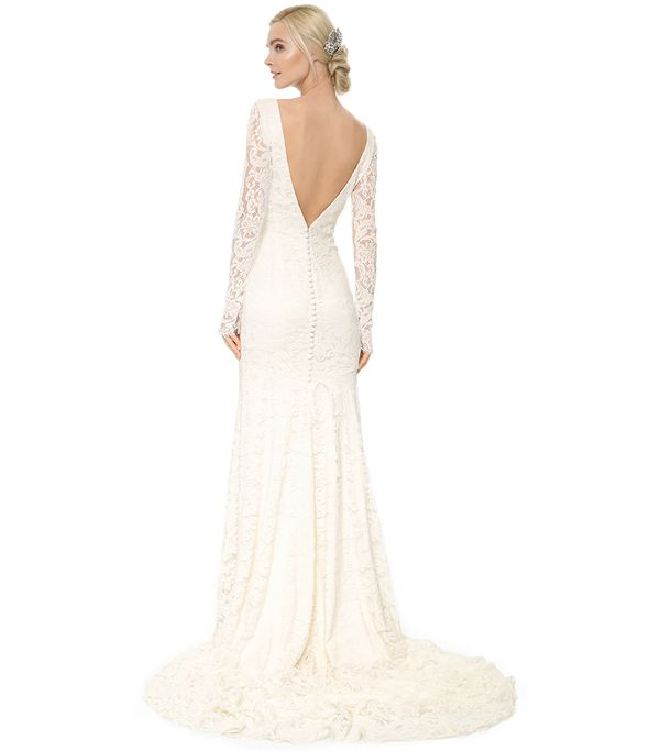 Nicole Lace Gown