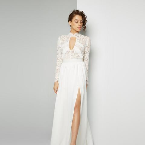 Laced Victoria Dress