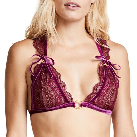 Edith Lace Bralette