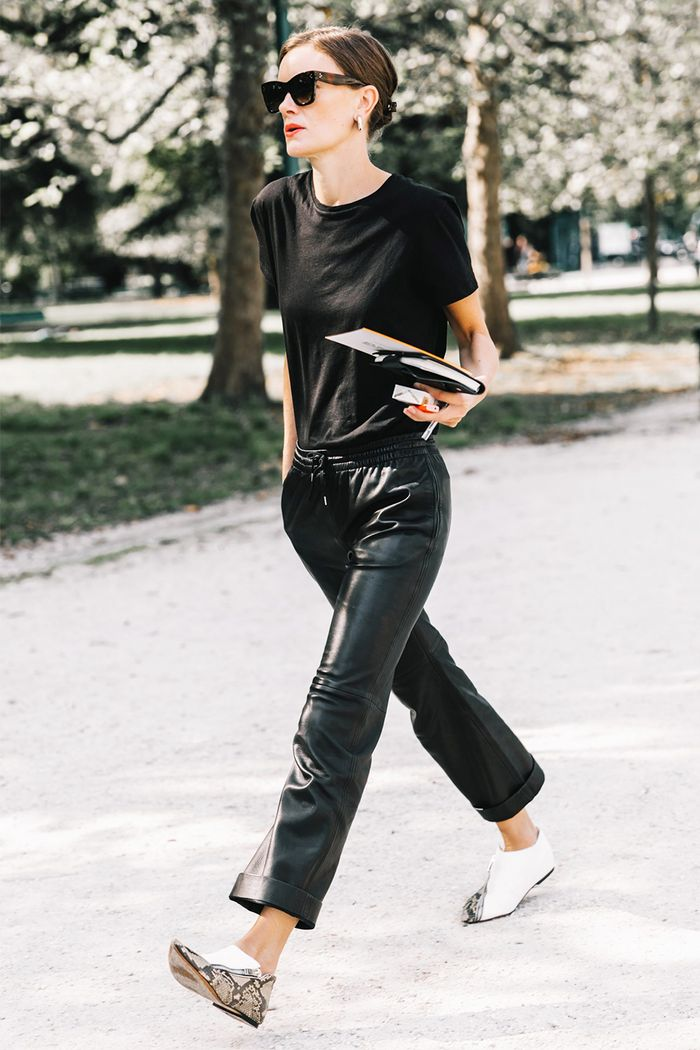 30 All Black Outfit Ideas For Every Type Of Style Who What Wear