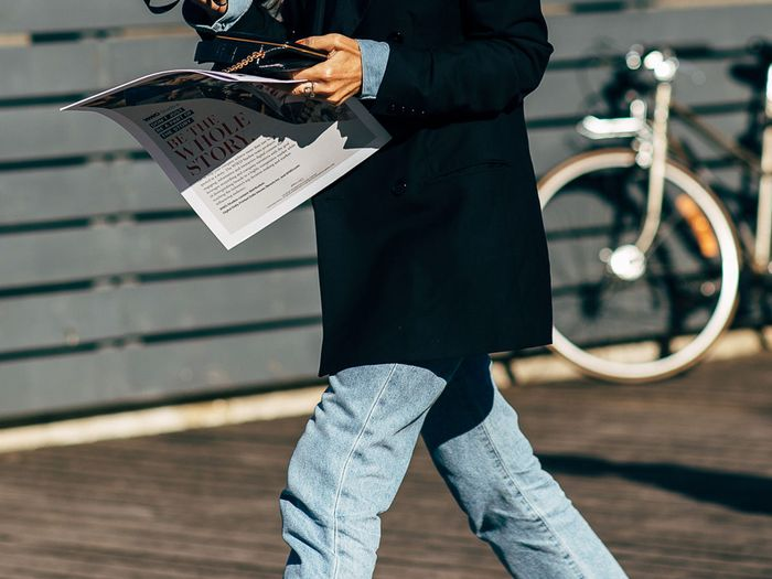 f9398f3e The 3 Types of Jeans Everyone Should Know About in 2019 | Who What Wear