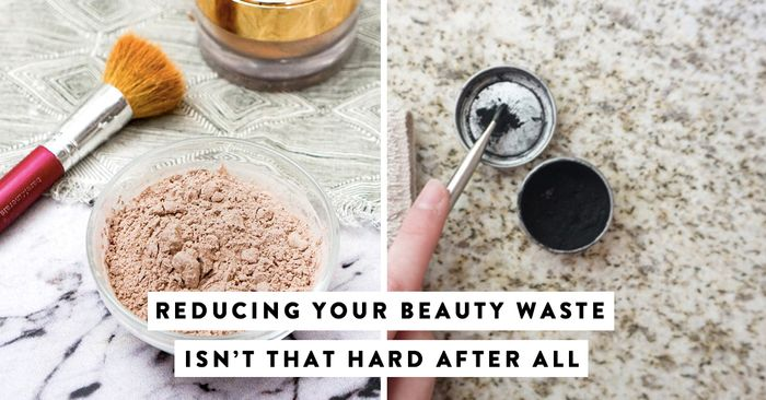 Zero-Waste Beauty | Byrdie UK