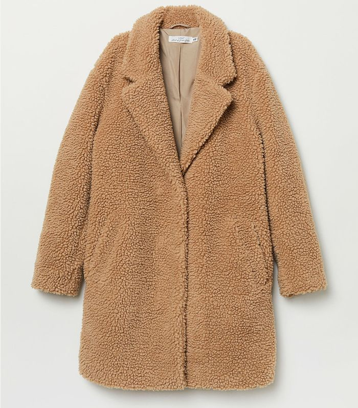 Teddy Bear Coats And Jackets The Influencer Favourite