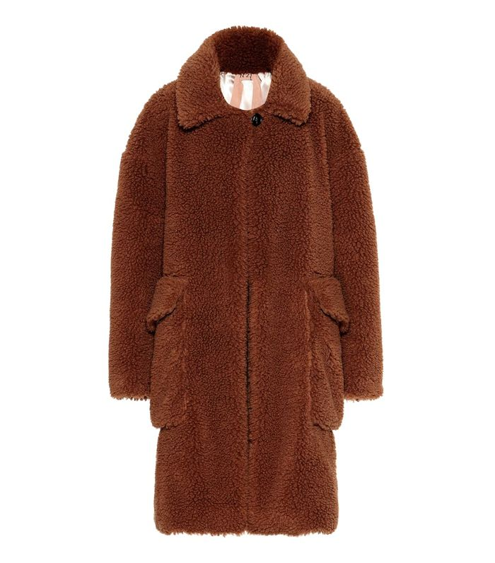 Teddy Bear Coats And Jackets Are Going To Be Big In 2019