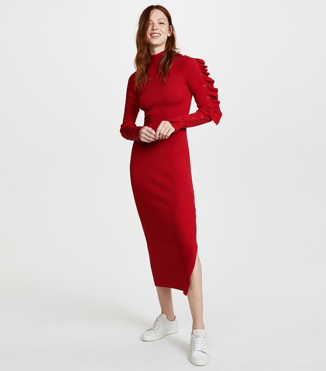 Allegra Knit Dress