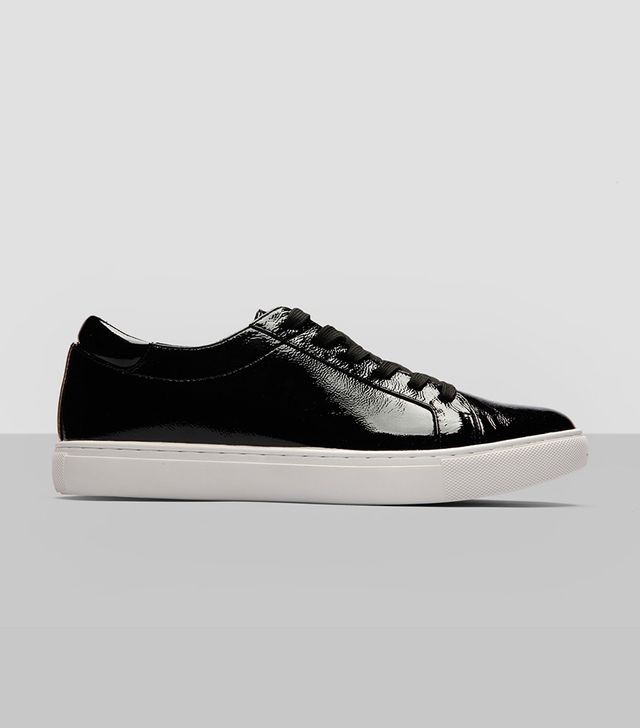 Kenneth Cole New York Kam Patent Leather Sneakers