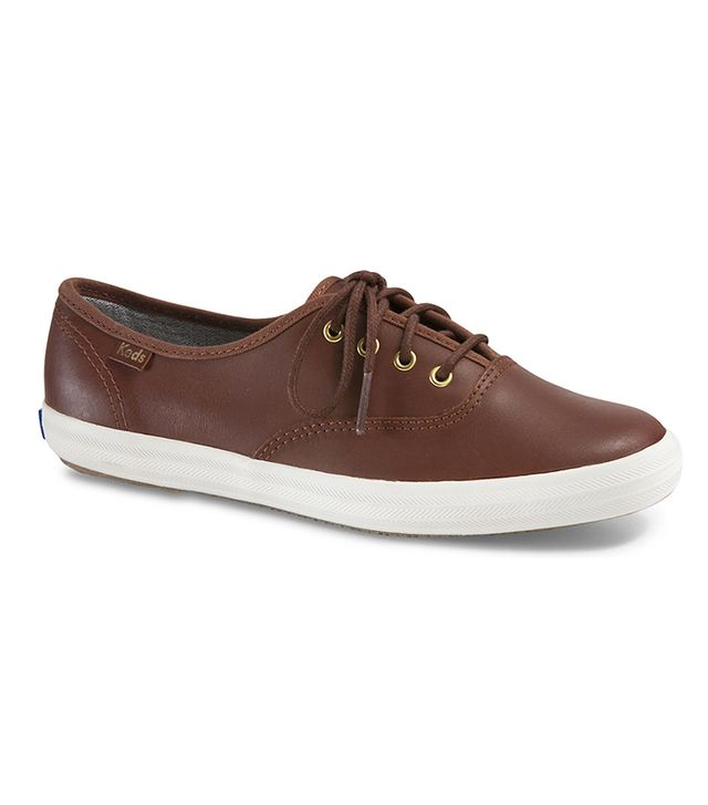 Keds Champion Leather Sneakers