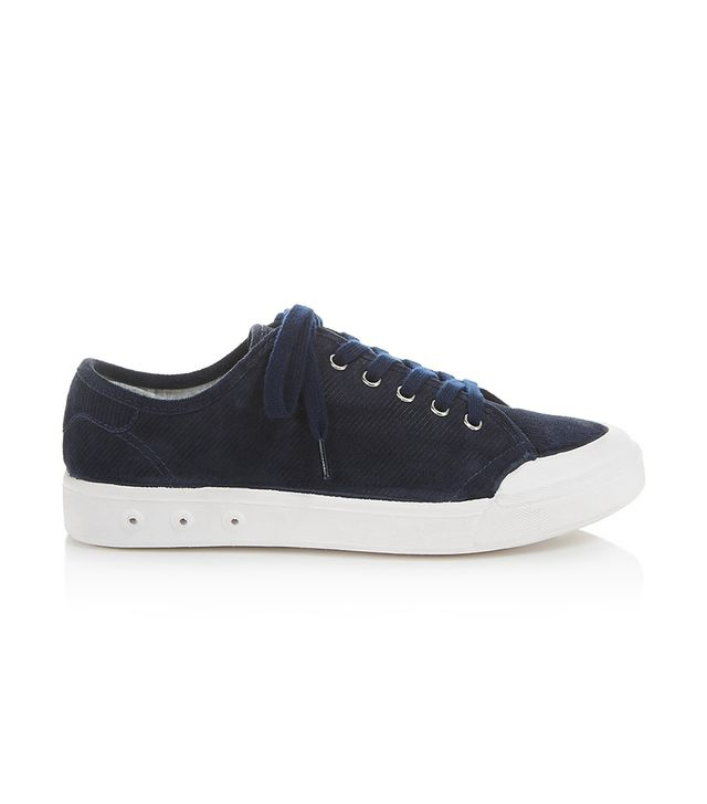 Rag & Bone Standard Issue Corduroy Lace Up Sneakers