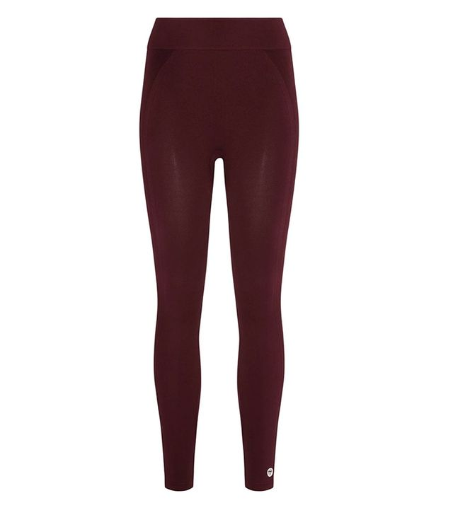 Tory Sport Seamless Cropped Leggings