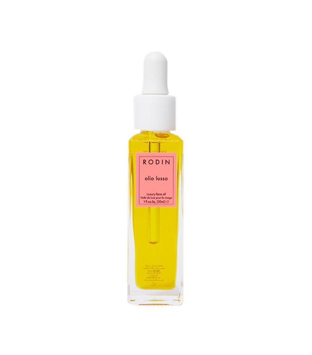 Geranium and Orange Blossom Luxury Face Oil