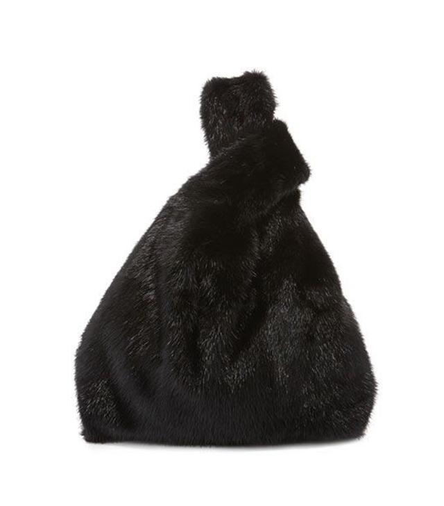 Furrissima Mink Fur Bag