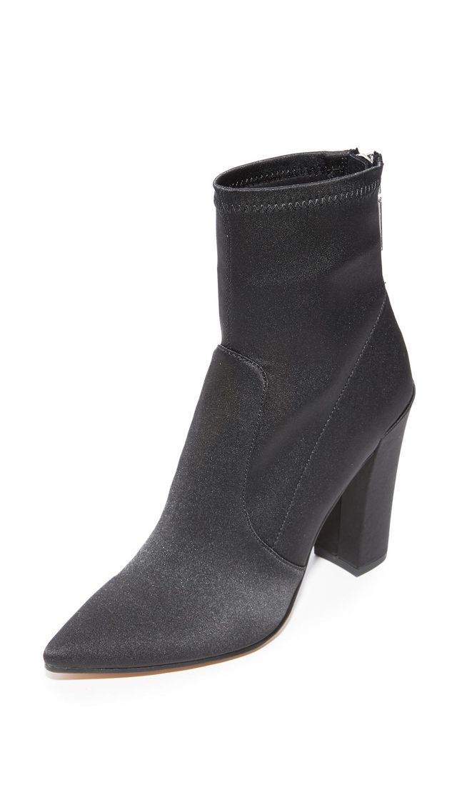 Elana Stretch Booties