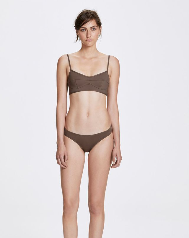 Her Line Suzi Two-Piece Set Terra Brown
