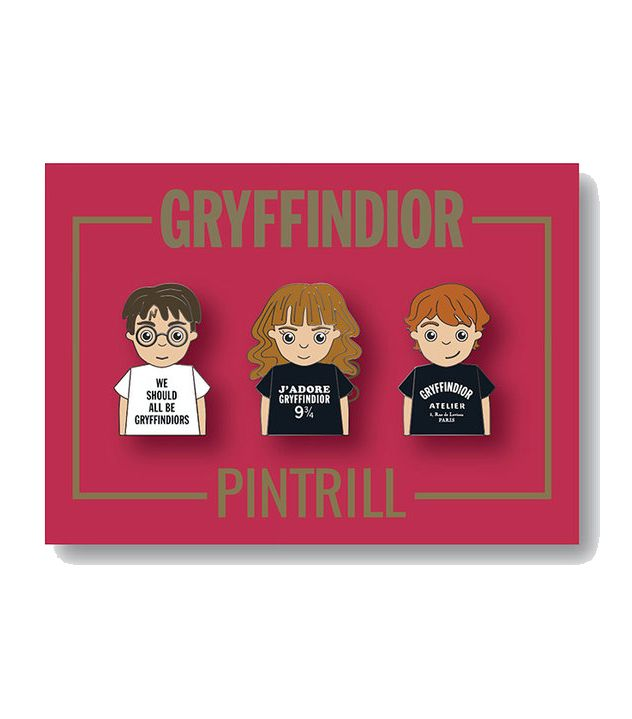 Gryffindior x Pintrill