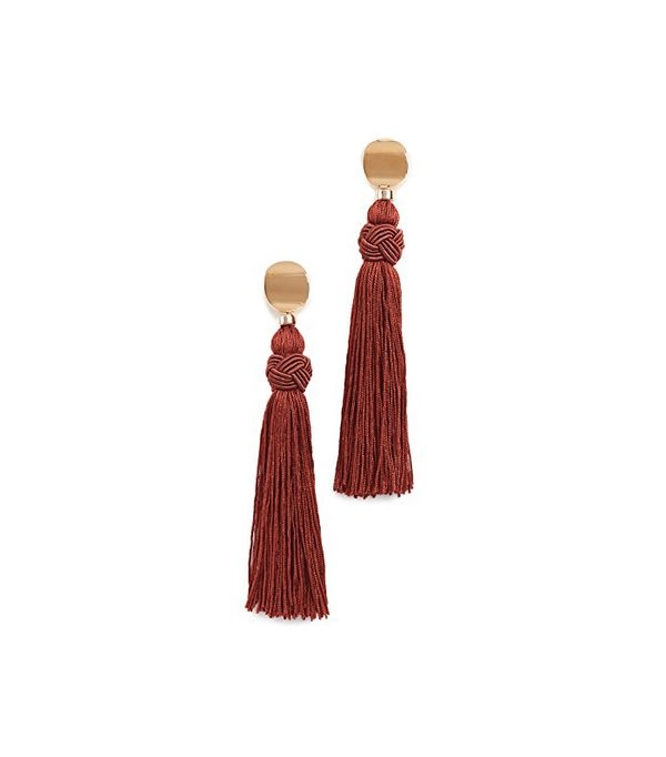 Sienna Luxe Tassel Earrings
