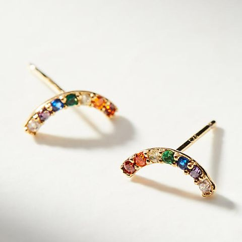 Rainbow Climber Earrings