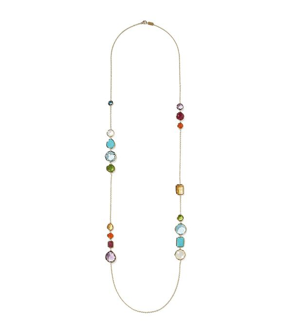 Rock Candy Gelato Hero 18-karat Gold Multi-stone Necklace