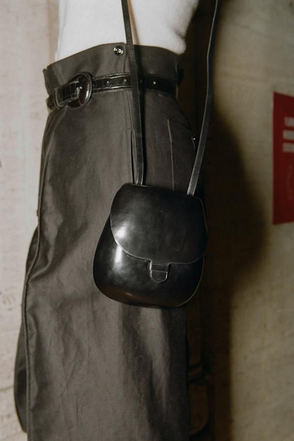 Maryam Nassir Zadeh Cartridge Bag Black