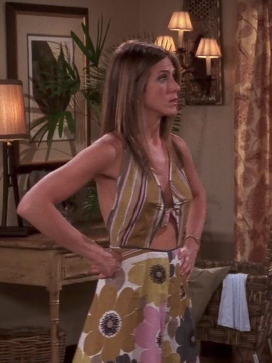 16 Rachel Green Outfits We D Happily Wear Today Who What