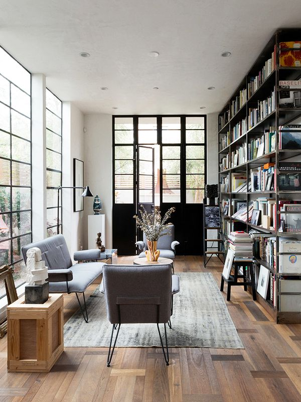 gender neutral living rooms that will stand the test of time mydomaine - Neutral Living Room