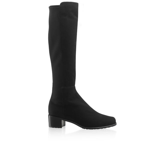 Stuart Weitzman for Russell & Bromley HalfnHalf Stretch Knee-High Boots