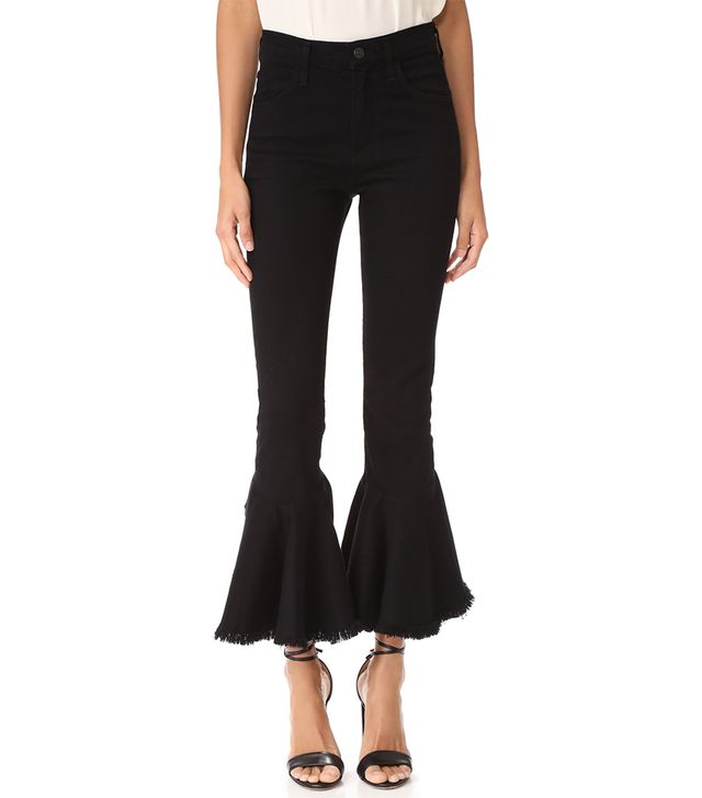 Drew Flounce Jeans