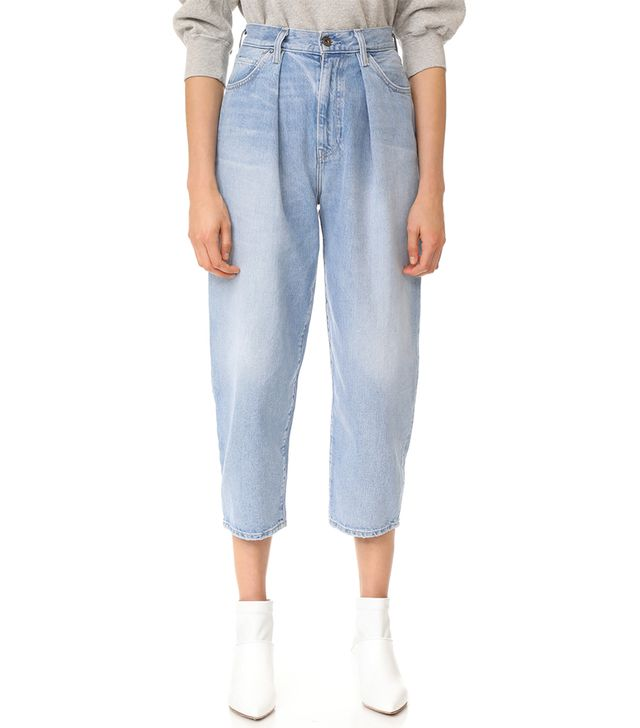 Made & Crafted Barrel Trouser Jeans