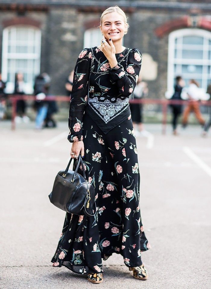43ab92eccef6 How to Wear a Maxi Dress in Winter: 5 Ways to Do This Look | Who What Wear  UK