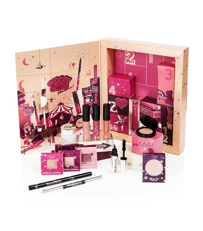 the 43 best beauty advent calendars of 2017 who what wear uk. Black Bedroom Furniture Sets. Home Design Ideas
