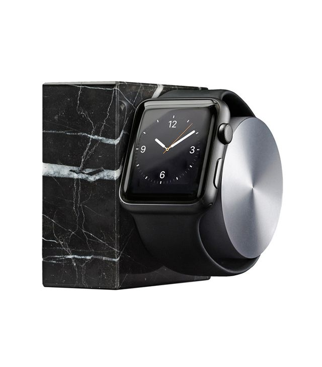 Native Union Marble Apple Watch Charging Dock