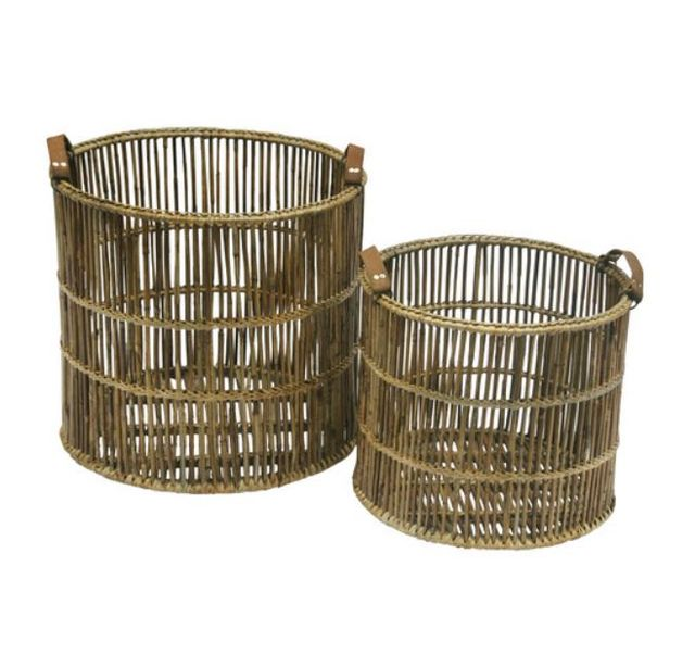 Natural Woven Baskets