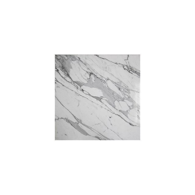 Marble Ceramic Tile Corp Calacatta Statuario Satin Marble Porcelain Backed