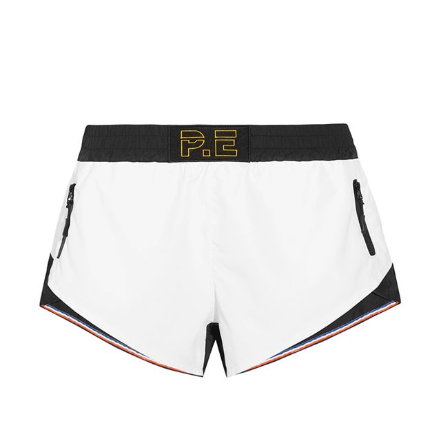 Stolen Base Two-tone Shell Shorts