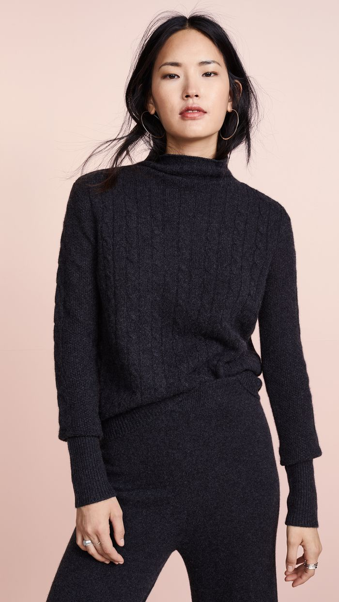 The 18 Best Cashmere Sweaters For Every Budget Who What Wear
